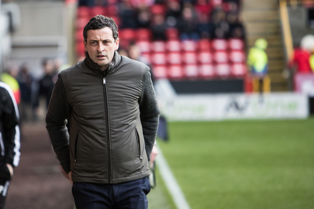 Hibs boss discusses what Scottish football must ensure by end of shutdown