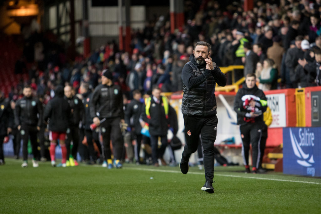 Aberdeen's three best results of 2019/20, including hard-fought December draw