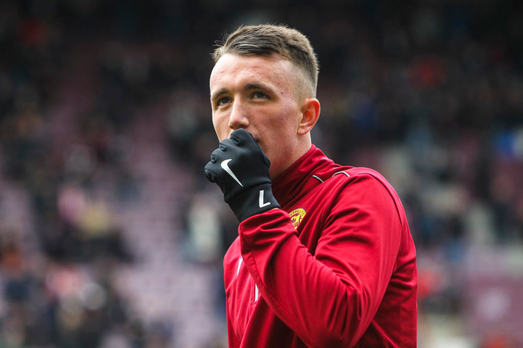 Motherwell asset 'buzzing' to be back doing what he does best