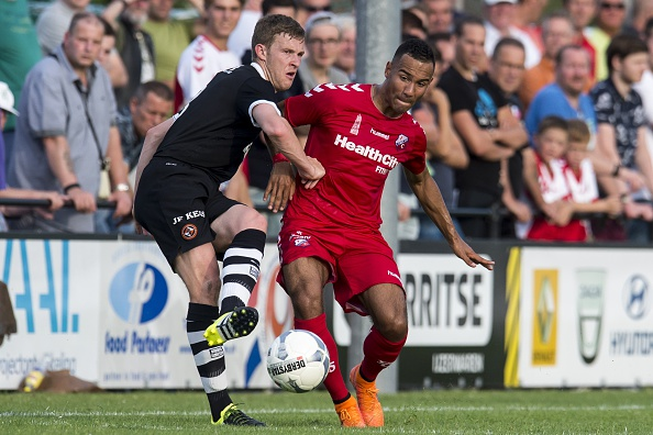 Falkirk aiming to win final eight games says Dixon