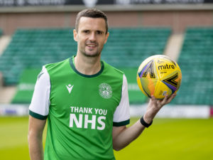 Murphy has enjoyed his stint on loan from Rangers.