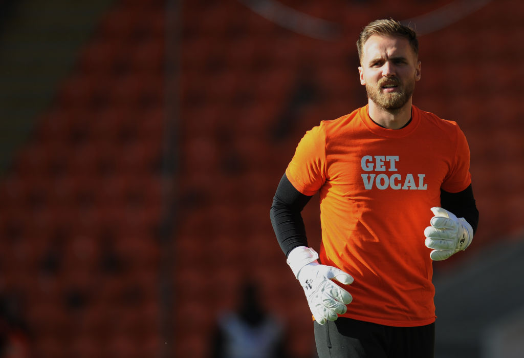 Jak Alnwick explains time in isolation after St Mirren return