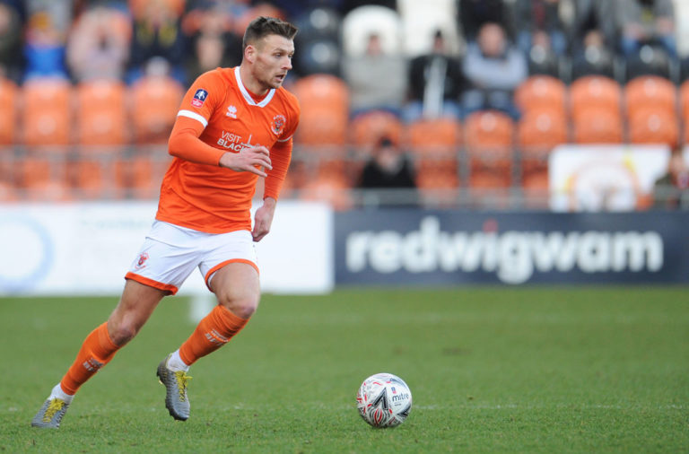 Blackpool FC v Maidstone United - FA Cup Second Round