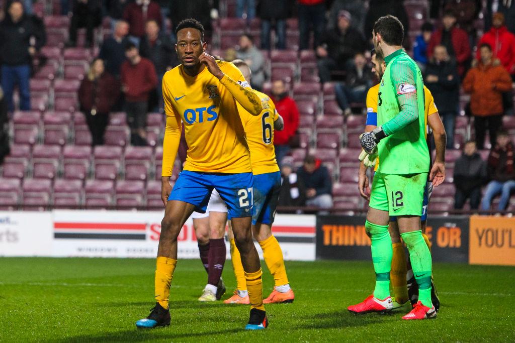 Hearts v Kilmarnock - Ladbrokes Scottish Premiership