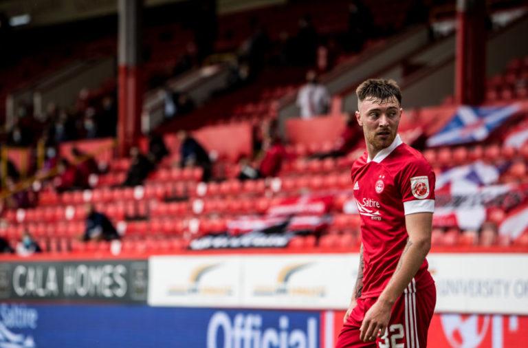 Aberdeen v Rangers - Ladbrokes Scottish Premiership