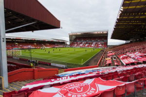 Aberdeen v NSI Runavik - UEFA Europa League: First Qualifying Round