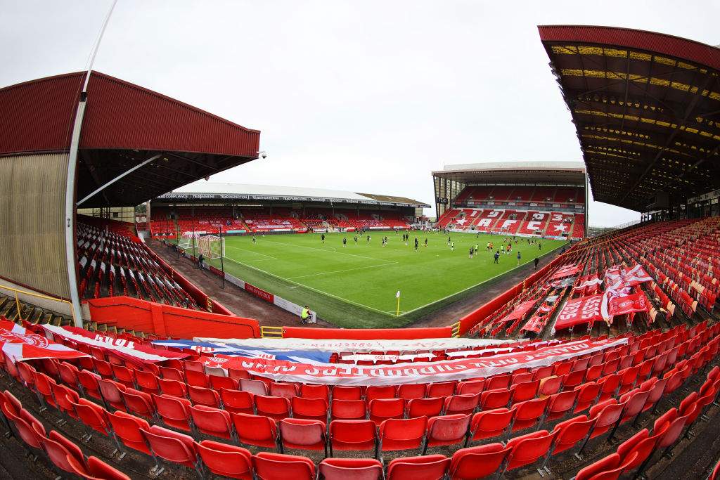 Worrying news for Aberdeen ahead of St Johnstone trip