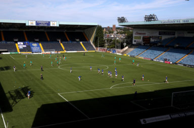 Rugby Park in the sun