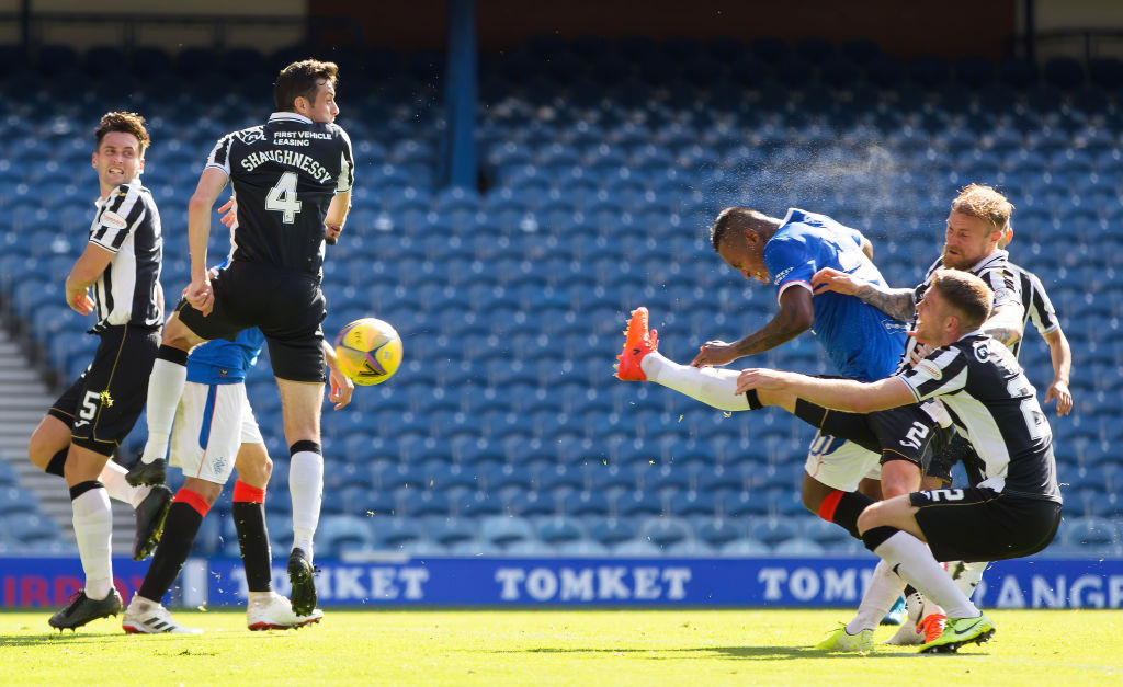 Three things we learned as Rangers swagger to St Mirren win