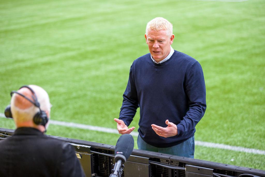 Gary Holt praises Livingston pair after promising weekend displays