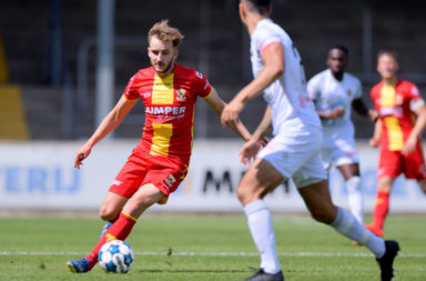 Go Ahead Eagles, preseason match