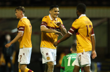 Motherwell v Glentoran - UEFA Europa League: First Qualifying Round