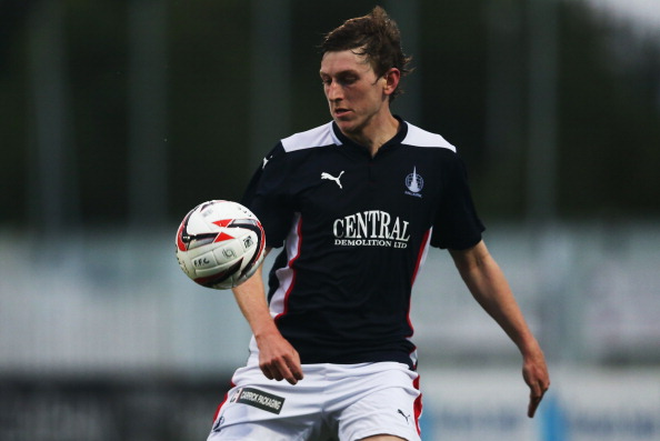 Falkirk hero becomes a Bairn again as he cites reasons for rejoining