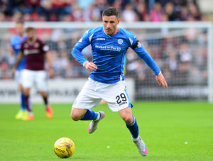 Hearts v St Johnstone - Ladbrokes Scottish Premiership