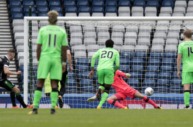 Hibernian v Celtic - Betfred League Cup Semi Final