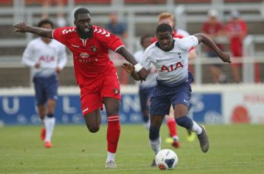 Ebbsfleet United v Tottenham Hotspur U23: Pre-Season Friendly
