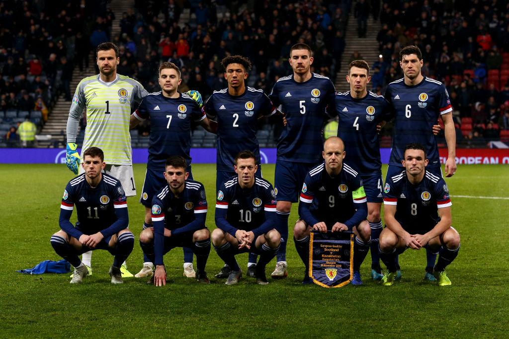 Scotland predicted XI v Israel - Arsenal star to join Liverpool ace in starting XI