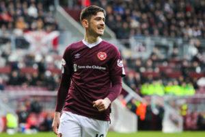 Hearts v Motherwell - Scottish Ladbrokes Premiership