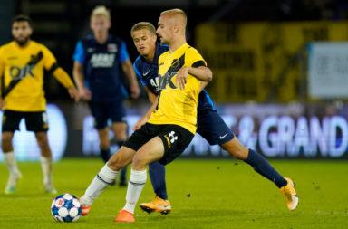 NAC Breda v AZ Alkmaar U23 - Dutch Keuken Kampioen Divisie