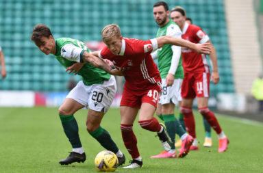 Hibernian v Aberdeen - Ladbrokes Scottish Premiership