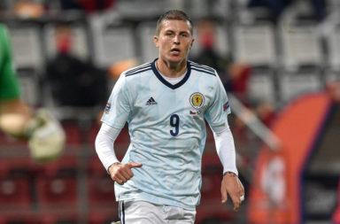 Czech Republic v Scotland - UEFA Nations League