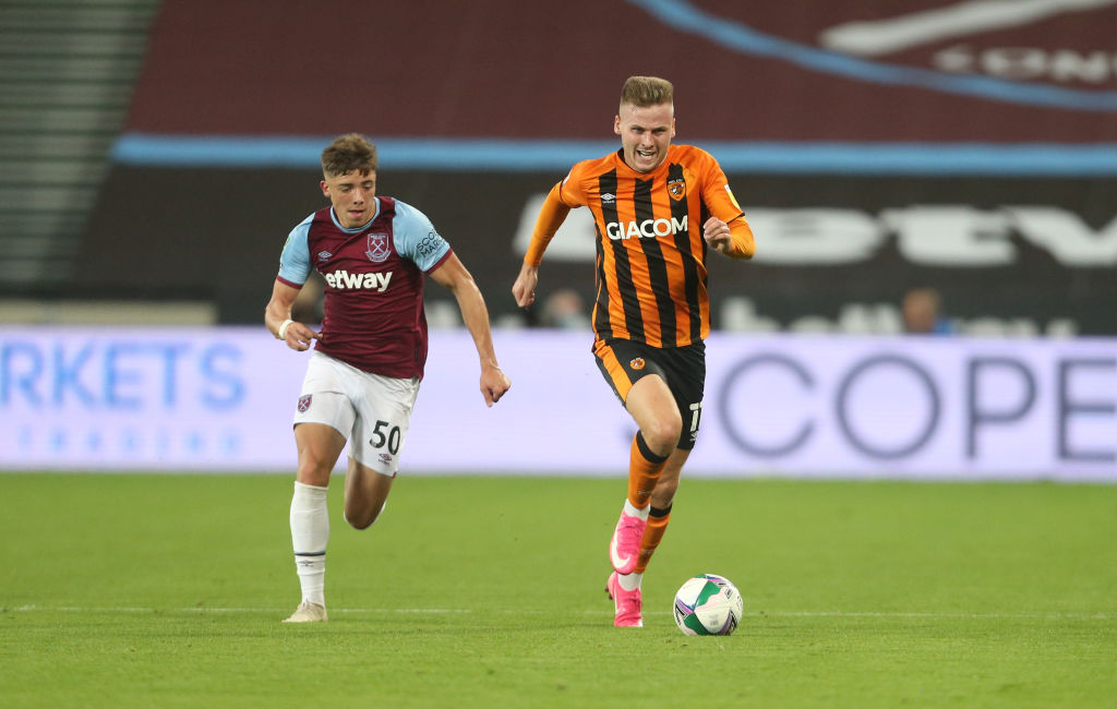 Arabs competing with league rivals for Hull City star
