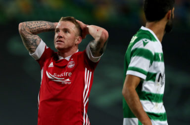 Sporting CP v Aberdeen FC - UEFA Europa League Third Qualifying Round