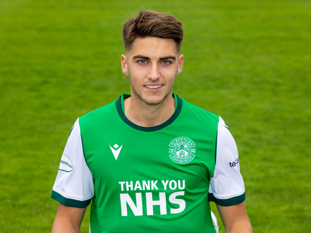 'No better place' - Highly-rated Hibs explains Leith exit for Premiership rival