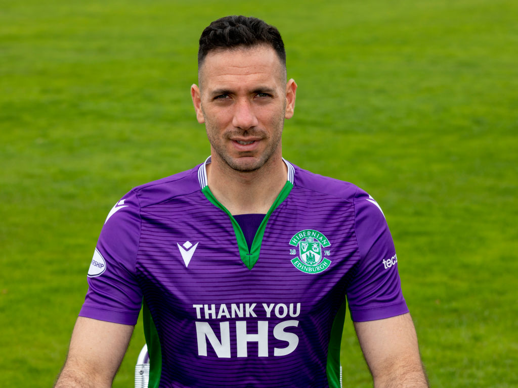 Celtic and Hibs men feature in last-gasp international result