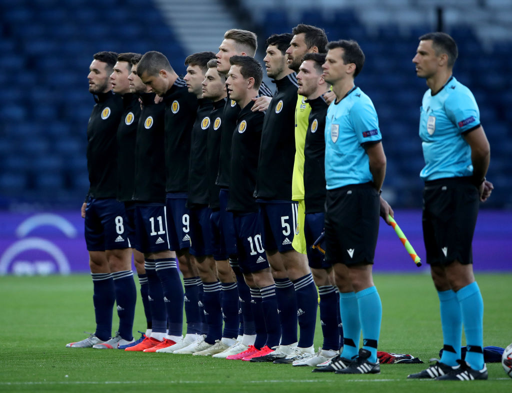 Scotland 1-1 Israel: Player ratings as Arsenal star gets man 7/10