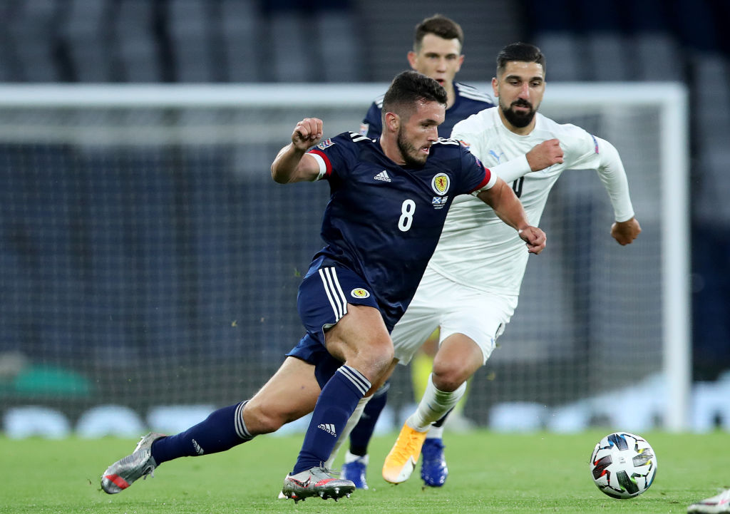 UEFA NATIONS LEAGUE: COVID-19 confusion hits Scotland, Croatia tie