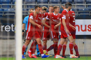 Viking Stavanger v Aberdeen - UEFA Europa League Second Qualifying Round