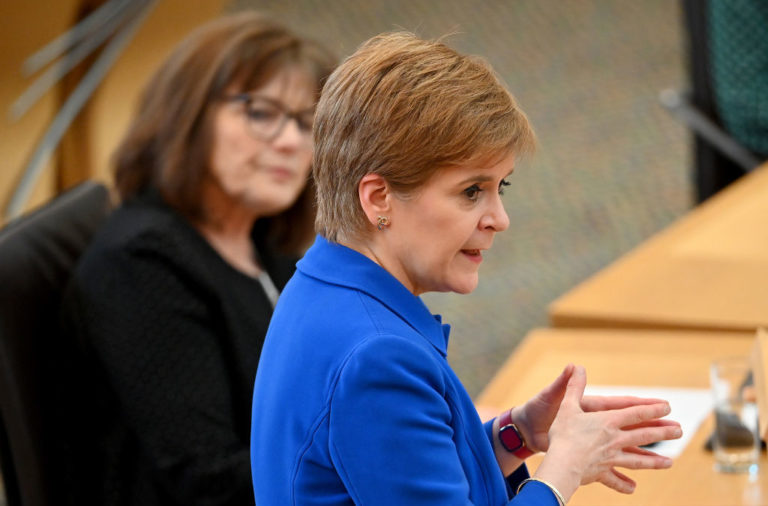 Nicola Sturgeon Makes Further Coronavirus Restrictions Statement