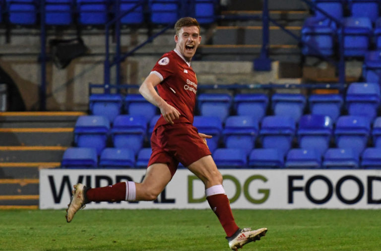 Young Scotsman Tony Gallacher makes Toronto bow after loan move from Liverpool