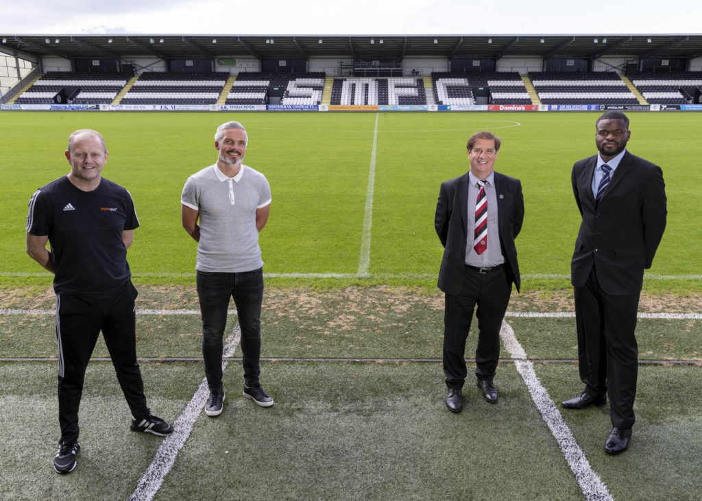 Para Hill Knights co-ordinator explains new partnership with St Mirren
