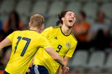 "EURO U21 2019 qualifier""The Netherlands U21 v Schotland U21"""