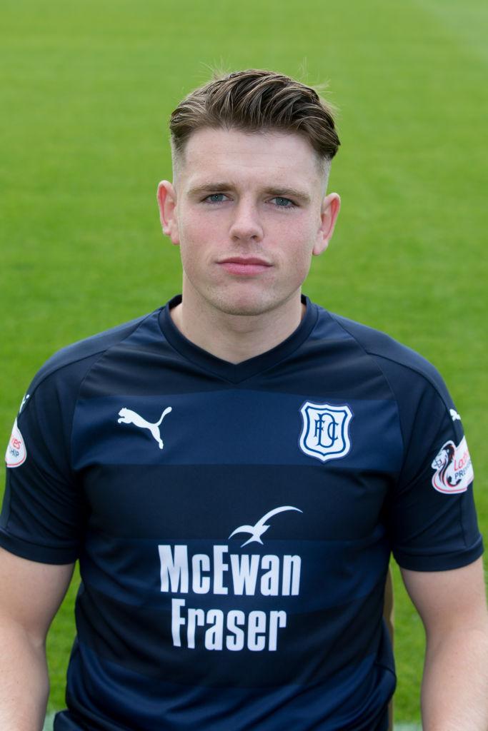 Dundee FC headshots 2018-2019