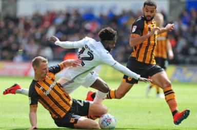 Swansea City v Hull City- Sky Bet Championship