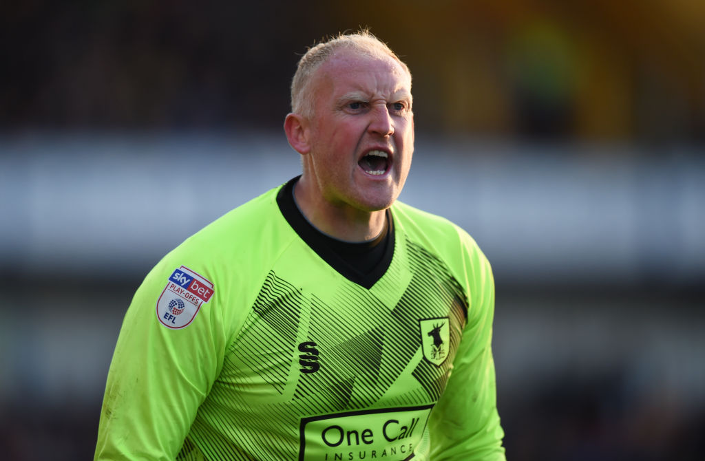 Mansfield Town v Newport County - Sky Bet League Two Play-off Semi Final: Second Leg