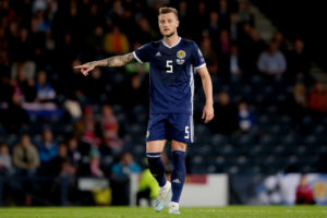 Scotland v Russia -EURO Qualifier