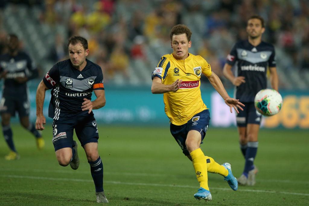 A-League Rd 14 - Central Coast v Melbourne