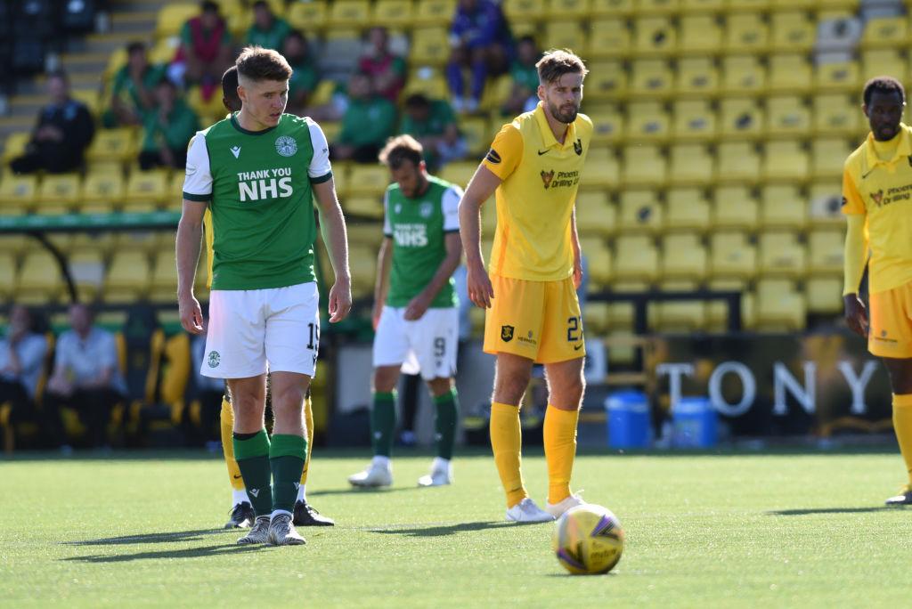 Livingston v Hibernian - Ladbrokes Scottish Premiership