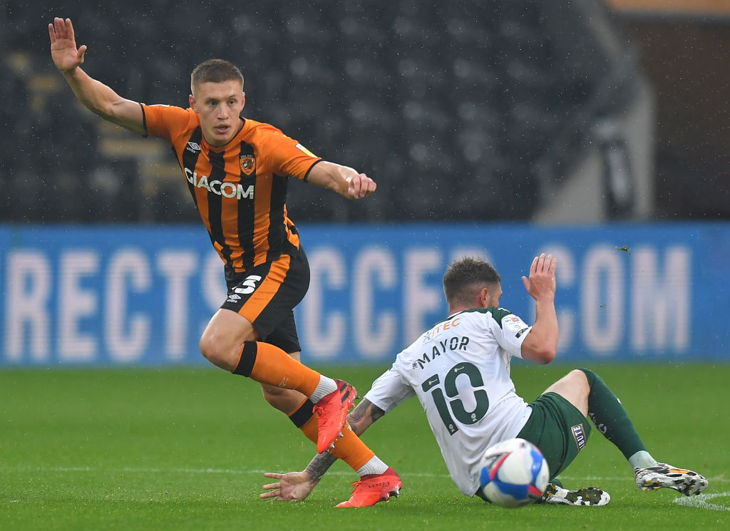 Hull City v Plymouth Argyle - Sky Bet League One