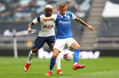 Tottenham Hotspur v Birmingham City - Pre-Season Friendly