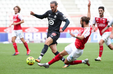 Stade Reims v Lille OSC - Ligue 1