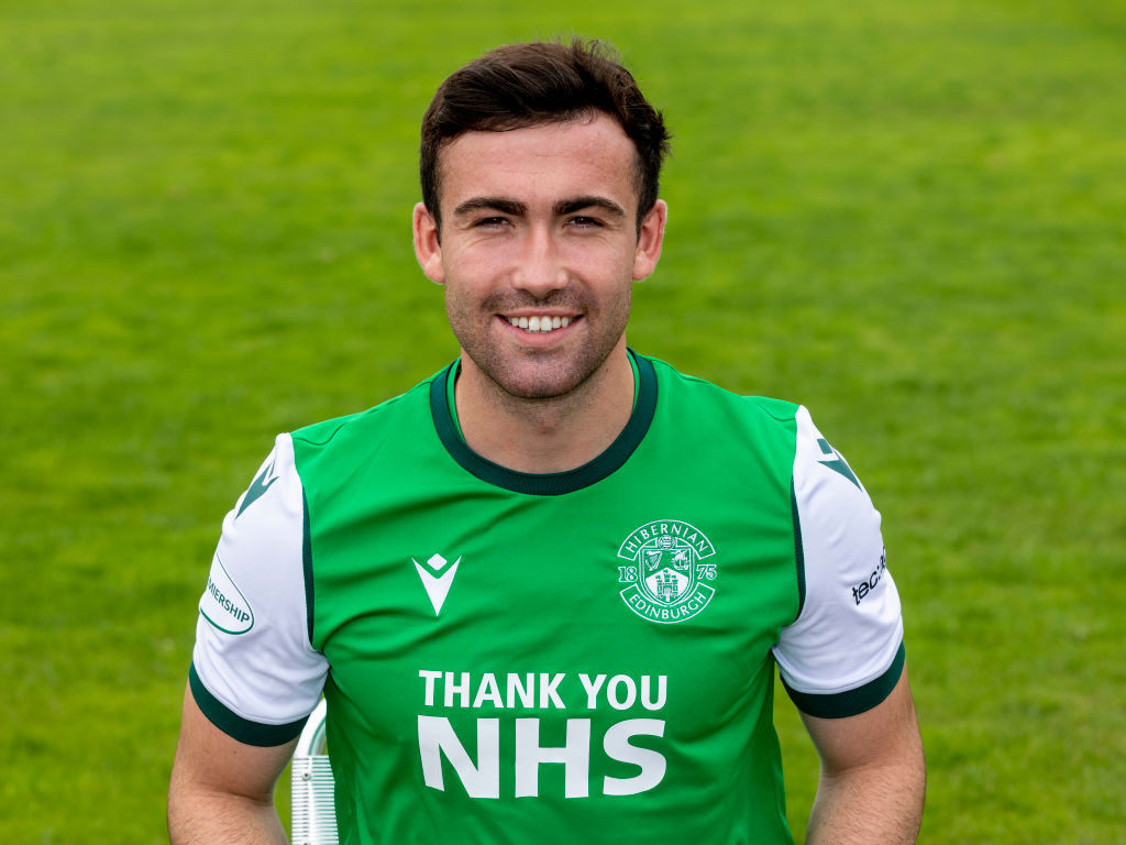 'He'll be a brilliant player' - Hibs star hails Jack Ross recruit
