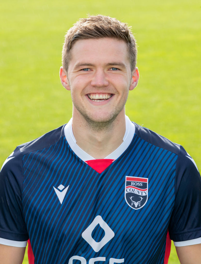 SPL Scottish Premier League Headshots - Season 2020/21