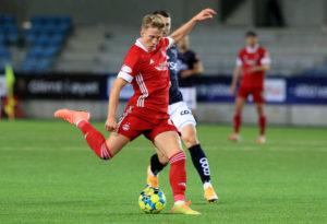 Viking Stavanger v Aberdeen - UEFA Europa League Second Qualifying Round