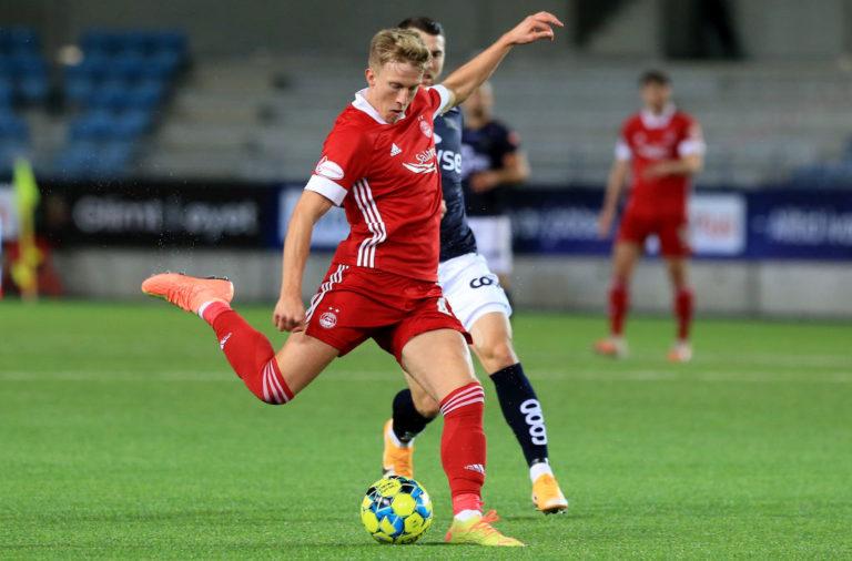 Viking Stavanger v Aberdeen - UEFA Europa League Second Qualifying Round ross mccrorie