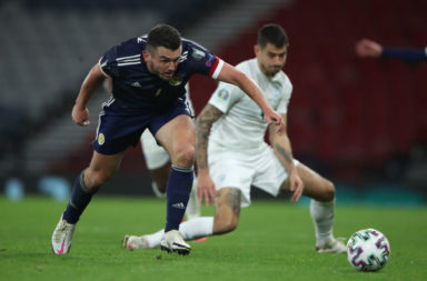 Scotland v Israel - UEFA EURO 2020 Play-Off Semi-Finals